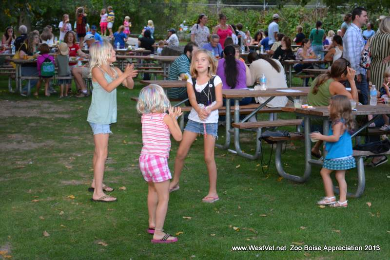 WestVet Appreciation Picnic at Zoo Boise—A big THANK YOU to our Veterinary Partners!