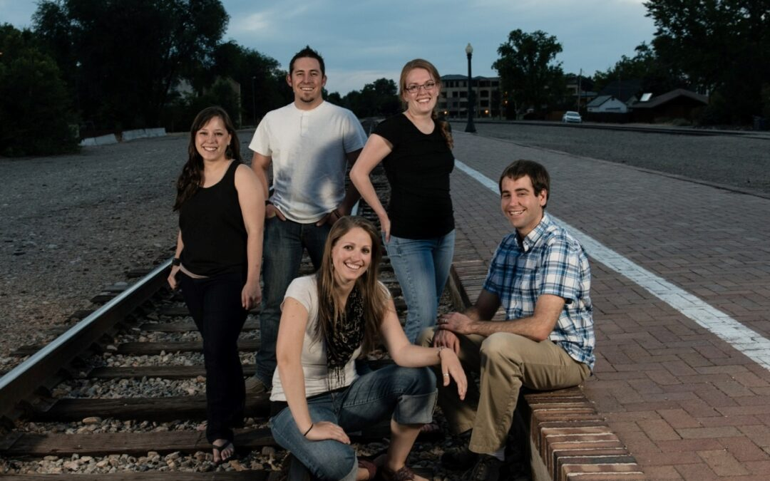 Good-bye and Good Luck to WestVet's 2014 Intern Class