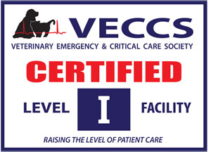 WestVet Receives Level I Certification as a Premiere Veterinary Emergency & Critical Care Facility